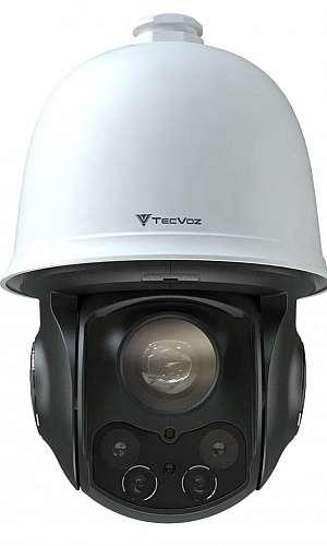 Câmera dome externa
