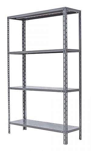 Fábrica de estantes modulares de aço