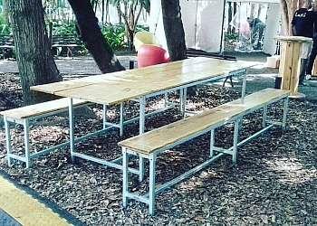 Locação mesa picnic