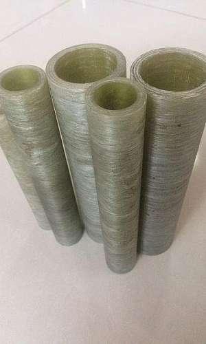 Tubo de fibra de vidro